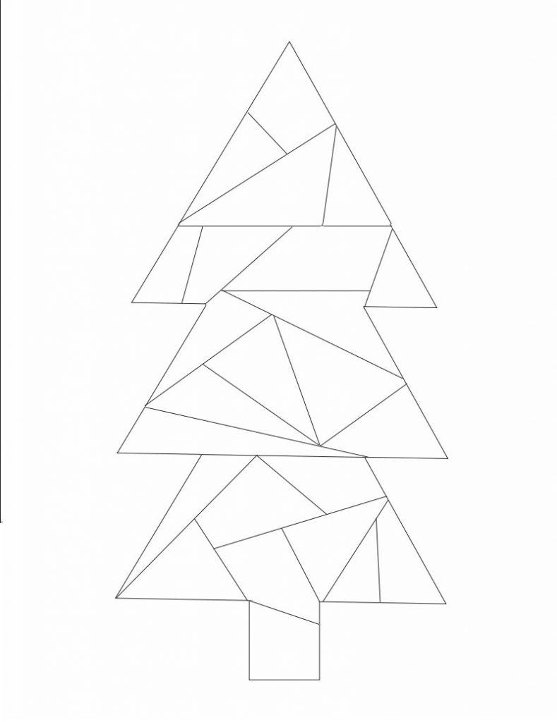 advent-christmas-tree-pattern
