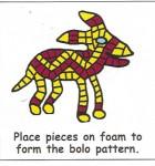 australian-bolo-tie-pattern