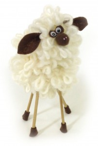 Image of Lamb Placecard