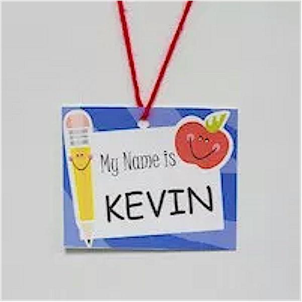 Printable Name Tags You Can Make