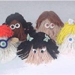 Back To School Yarn Bugs