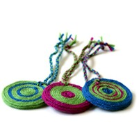 Image of Funky  Hair Ties