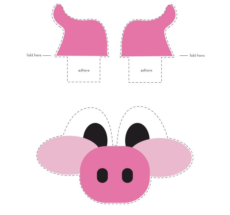 balloon-decal-pig