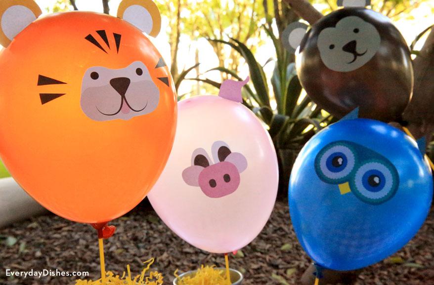 Image of Balloon Turkey