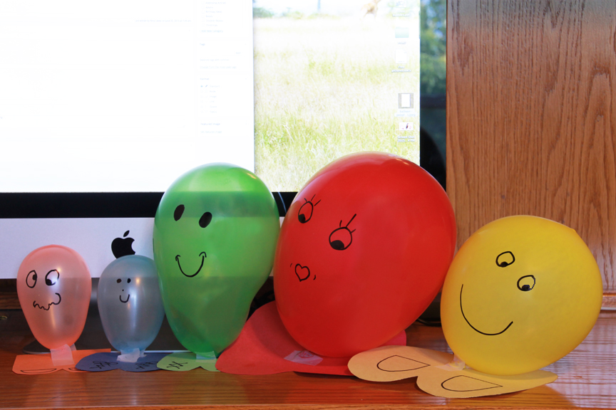 Make Balloon People