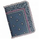 Bandanna Covered Journal