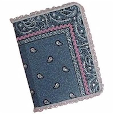 Bandanna Covered Journal
