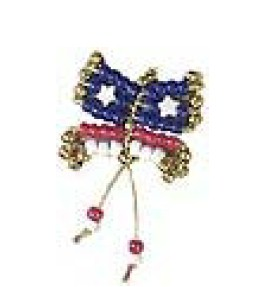 Image of Beaded USA Flag