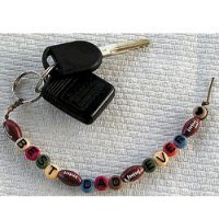 Image of Scrabble Tile Key Chain for Dad