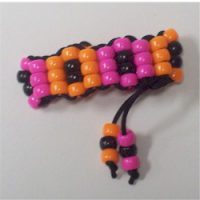 Image of Beaded Hair Clip