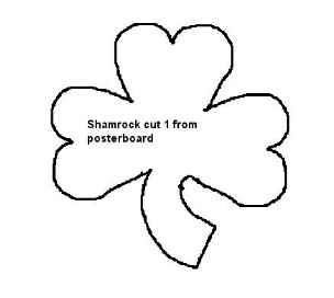 beaded-shamrock-pattern