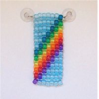 Image of Pony Bead Suncatcher