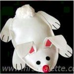 Bean Bag Bunny