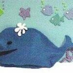 Bean Bag Whale