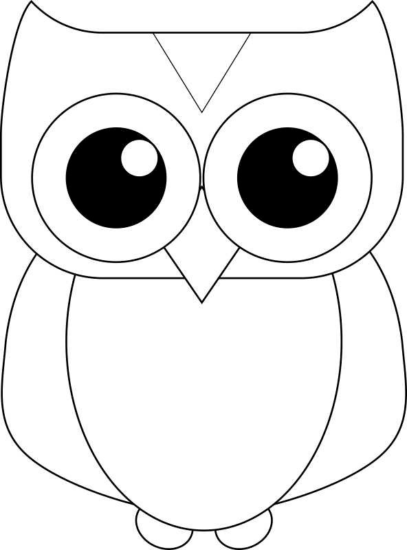 Mesmerizing image throughout owl printable template