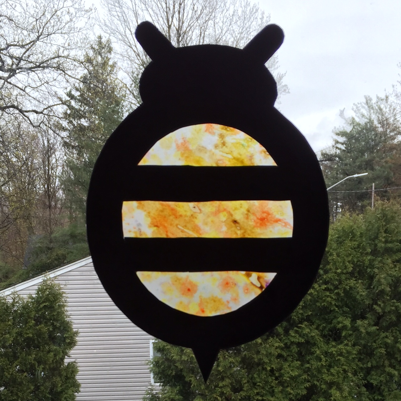 Image of Bee Suncatcher