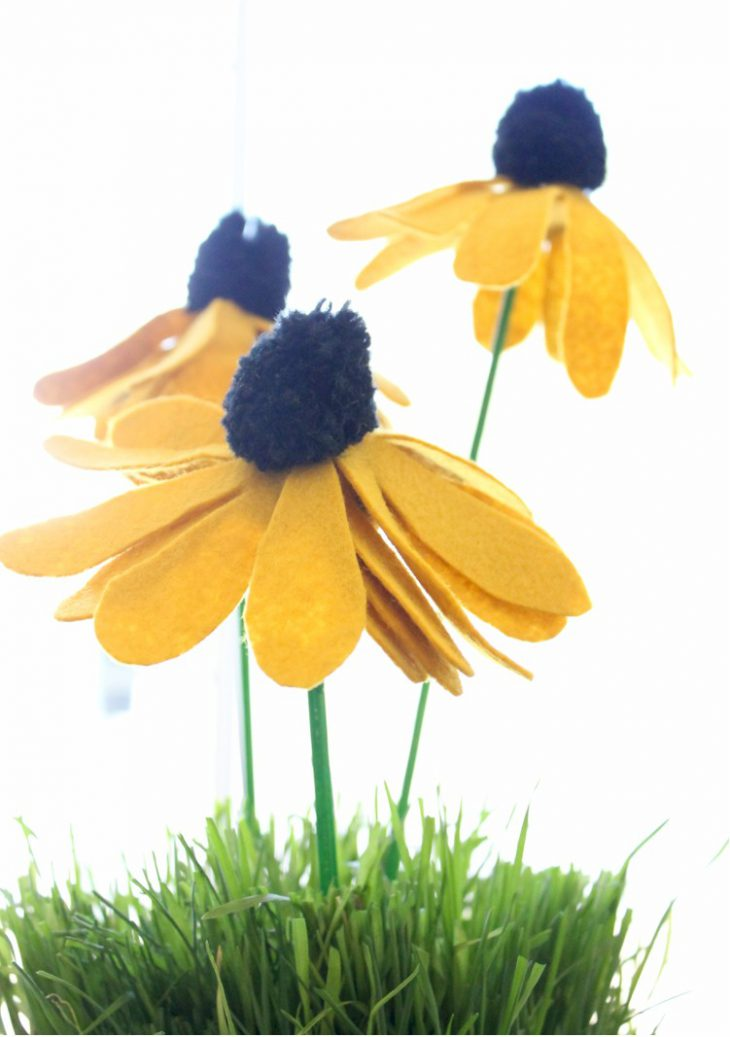 Make Black Eyed Susans