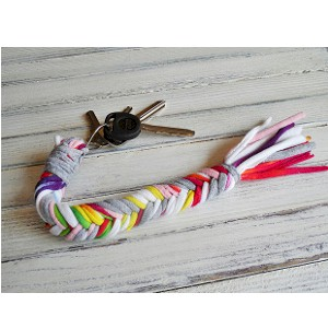 Image of Bonebraid Keychain Craft