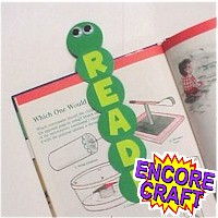 Image of Wacky Bookmarks