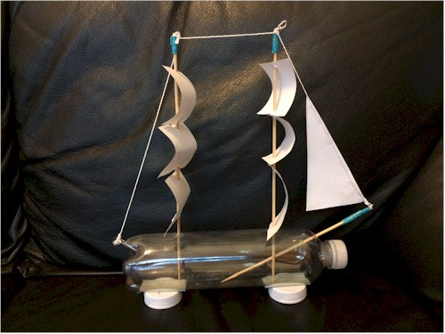 Image of Bottle Boat