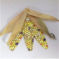 Image of Beaded Indian Corn