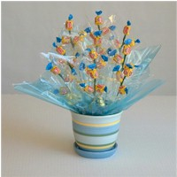 Image of Bubble Gum Bouquet
