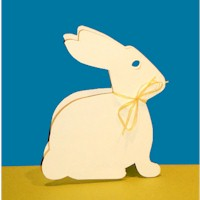 Image of Paper Plate Bunny