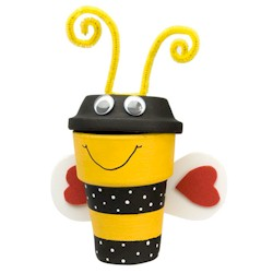 Busy Bee Pot