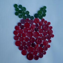 Button Apple