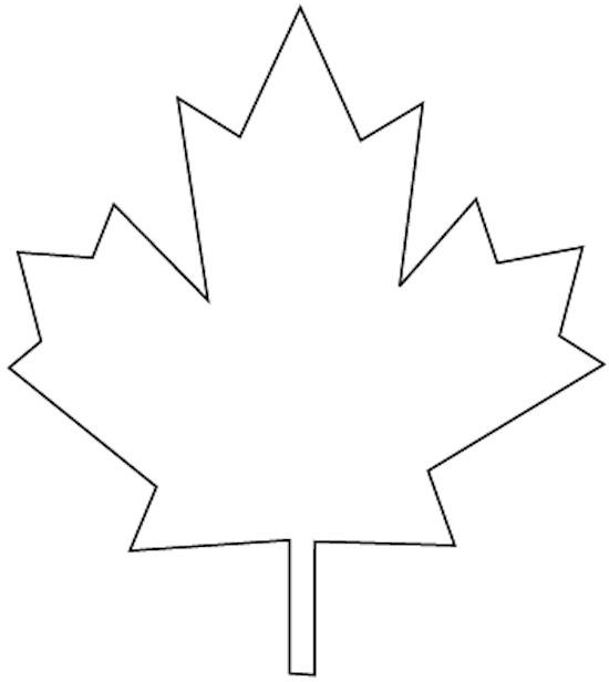 canada-leaf-pattern
