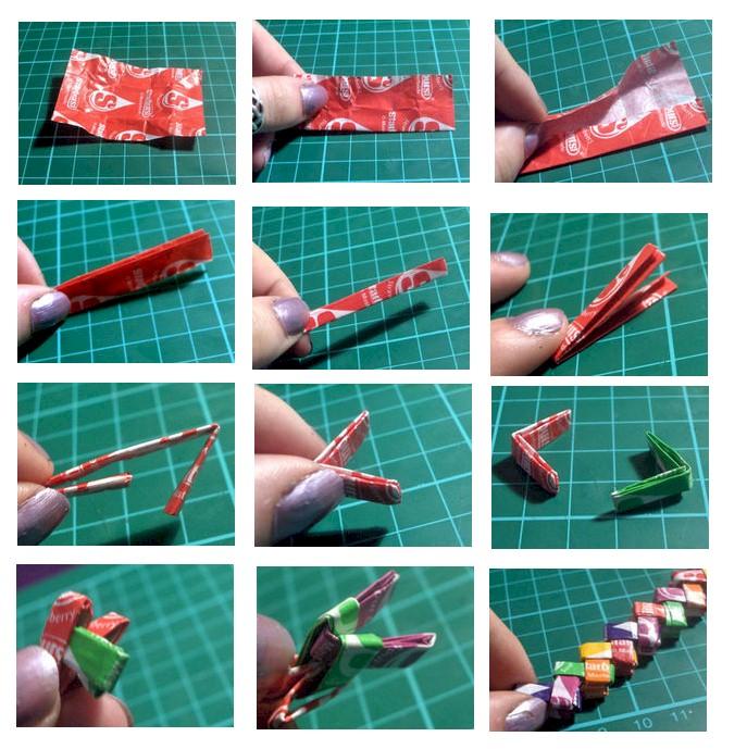 Gum Wrapper Ring