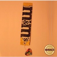 Image of Candy Wrapper Bookmarks
