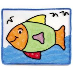Canvas Sand Fish