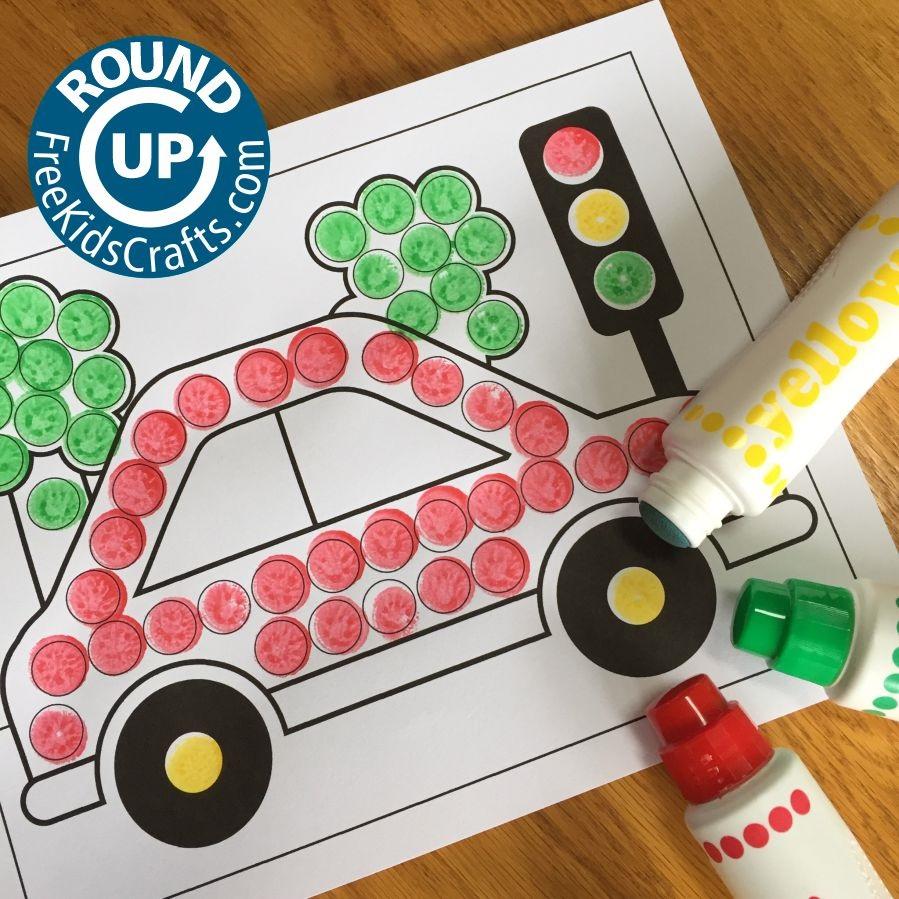 Roundup of 10 car crafts
