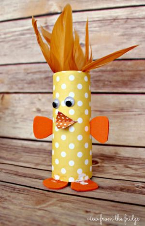 Image of Easter Chick Embellishment