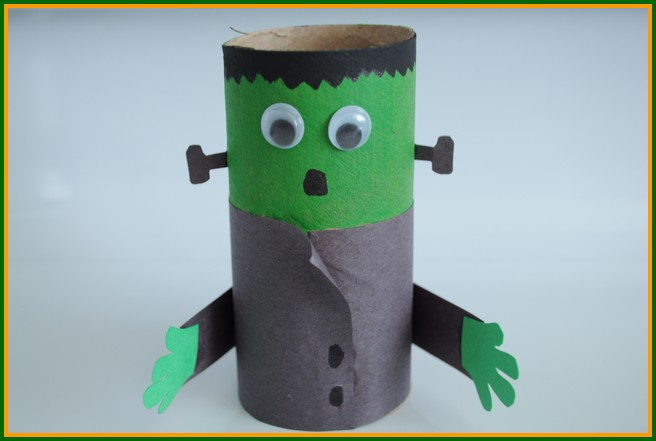 Image of Cardboard Tube Octopus