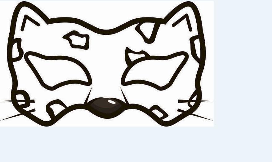 cheetah-mask-bw