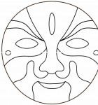 chinese-opera-mask-pattern
