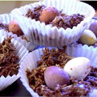 Image of Chocolate Nests