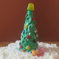 Image of Christmas Tree Cones