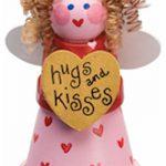 Clay Pot Valentine Fairy