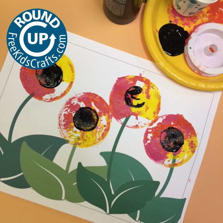 Roundup of crafts using recycled materials often found in our waterways