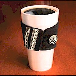 Image of Coffee Cup Cozy