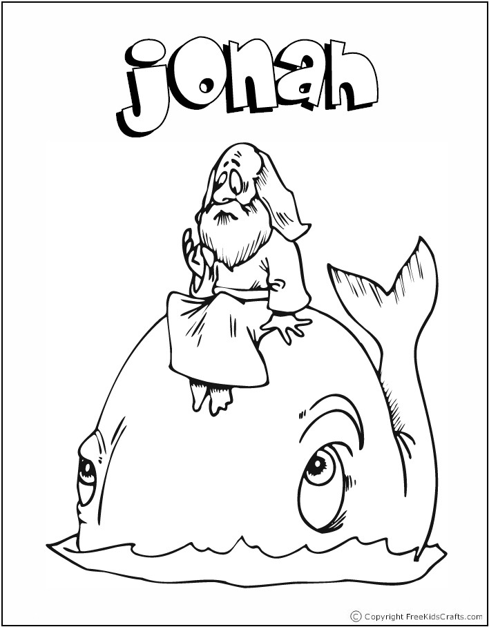 child bible story coloring pages - photo#17