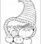 coloring-page-cornucopia