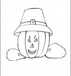 coloring-page-pumpkin-pilgrim