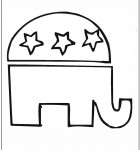 coloring-page-republican