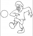 coloring-page-soccer-player