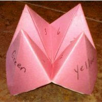 Image of Write A Secret Letter