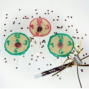 Image of Dum Dum Countdown Cookie Pops
